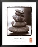 Balance: Rocks Poster