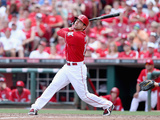 Cincinnati, OH - July 07: Joey Votto Photographic Print