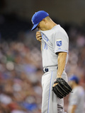 Minneapolis, MN - June 27: Jeremy Guthrie Photographic Print