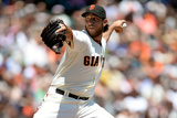 San Francisco, CA - June 19: Madison Bumgarner Photographic Print