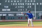 Boston, MA - June 28: Jose Reyes Photographic Print