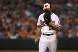 Baltimore, MD - June 27: Starting pitcher Miguel Gonzalez Photographic Print