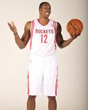 NBA Basketball, Houston Rockets - Dwight Howard in Uniform Photo