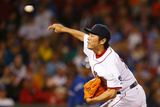 Boston, MA - June 27: Koji Uehara Photographic Print