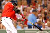 Boston, MA - August 24: David Ortiz Photographic Print