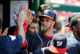 Washington, DC - April 27: Bryce Harper Photographic Print