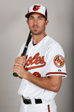Sarasota, FL - February 22: Shortstop J.J. Hardy Photographic Print