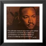 Martin Luther King, Jr.: Maß eines Menschen Poster
