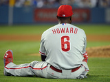Los Angeles, CA - June 27: Ryan Howard Photographic Print