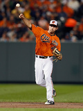 Baltimore, MD - September 08: Shortstop J.J. Hardy Photographic Print