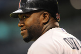St. Petersburg, FL - July 14: Designated hitter David Ortiz Photographic Print