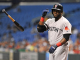 St. Petersburg, FL - June 10: Designated hitter David Ortiz Photographic Print