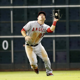 Houston, TX - June 28: Mike Trout Photographic Print