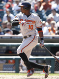Detroit, MI - June 19: Adam Jones Photographic Print
