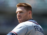 Los Angeles, CA - June 09: Freddie Freeman Photographic Print