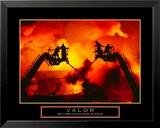Valor: Firefighter Poster
