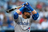 Atlanta, GA - May 29: Jose Bautista Photographic Print