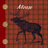 Flannel Moose Posters