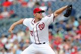 Washington, DC - June 27: Stephen Strasburg Photographic Print