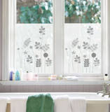 Acacia Window Shade Decal Stickers Window Decal