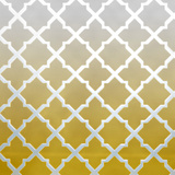 Yellow Lattice II Prints by Jairo Rodriguez