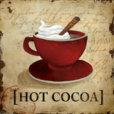 Hot Cocoa Posters by Elizabeth Medley