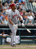 Detroit, MI - June 27: Albert Pujols Photographic Print