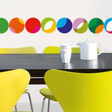 Circle Geometry Wall Decals Wall Decal