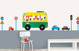 Cars Decorative Wall Stickers Wall Decal