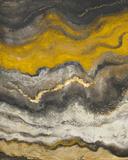 Lava Flow I Kunstdrucke von Patricia Pinto