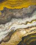 Lava Flow II Poster von Patricia Pinto