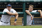 Detroit, MI - June 27: Don Kelly and Andy Dirks Photographic Print