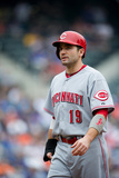 New York, NY - May 22: Joey Votto Photographic Print