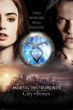 The Mortal Instruments City Of Bones (Two Worlds) Plakát