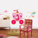 Princesses Decorative Wall Stickers Wall Decal