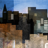 City Time I Prints by Dan Meneely