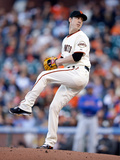 San Francisco, CA - July 08: Tim Lincecum Photographic Print