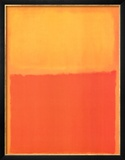 Orange and Yellow Posters by Mark Rothko
