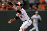 Baltimore, MD - May 14: Shortstop J.J. Hardy Photographic Print