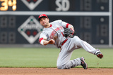 Philadelphia, PA - May 19: Joey Votto Photographic Print