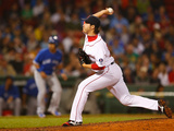 Boston, MA - June 27: Junichi Tazawa Photographic Print