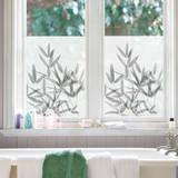 Bamboo Window Shade Decal Stickers Window Decal