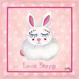 Bunny Art by Elizabeth Medley