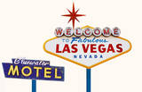 Las Vegas Sign Wall Decals Wall Decal