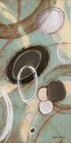 Inside Blue I Kunstdrucke von Michael Marcon