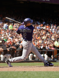 San Francisco, CA - May 25: Troy Tulowitzki Photographic Print