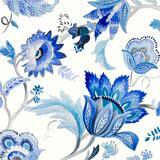 Capri Floral I Prints by Lanie Loreth