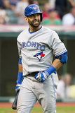 Cleveland, OH - July 10: Jose Bautista Photographic Print