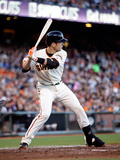 San Francisco, CA - June 18: Buster Posey Photographic Print