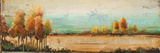 Gold River II Prints by Patricia Quintero-Pinto